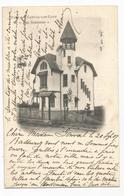 Genval Villa Les Sorbiers 1907 Carte Postale Ancienne - Rixensart