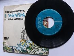 I Panda  -  RCA  .  Ed Era Amore  -    Anno 1974.  Perfetto - Disco, Pop