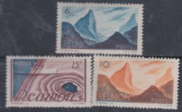 Réunion N° 276 / 78 XX Partie De Série Courante, Les 3 Valeurs Sans Charnière Sinon TB - Réunion (1852-1975)