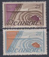 Réunion N° 279 / 80 XX Partie De Série Courante, Les 2 Valeurs Sans Charnière Sinon TB - Réunion (1852-1975)