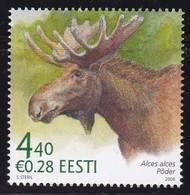 Estland 2006, 542, Einheimische Fauna: Elch. MNH ** - Estonia