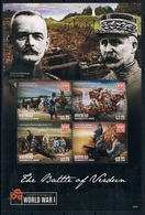 Bloc Sheet 1ere Guerre Mondiale World War 1 Verdun  MNH  Neuf **  Mayreau Grenadines Of St Vincent 2015 - St.Vincent E Grenadine