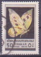69-115/ SIRIA - 1979  BUTTERFLIES   Mi 1456 O - Malaysia (1964-...)