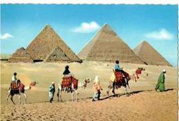 PYRAMIDS OF GIZA (EGITTO) - Gizeh