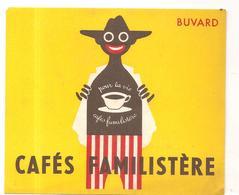 Buvard Cafés Familistère Pour La Vie - Café & Thé