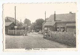 Turpange La Gare Messancy Carte Postale Ancienne - Messancy