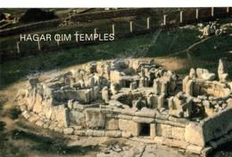 HAGAR QIM TEMPLES  (MALTA ) - Malta