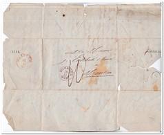 Brief Naar Haarlem, Afstempeling Boxmeer 16/11 1859, Vierlingsbeek En Haarlem 16/11 1859 ( 15 Nov 1859 ) - Periode 1852-1890 (Willem III)