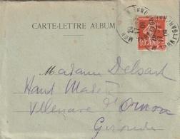Carte-Lettre Album (10 Vues) - Montauban