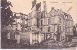 Seltene Alte AK  EYDTKUHNEN - Tschernyschewskoje / Russland - Hindenburgstrasse - Gelaufen 1919 - Russie