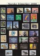Norway 2000 Stamps Postcard - Norvège