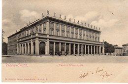 Reggio Emilia - Teatro Municipale - - Reggio Nell'Emilia