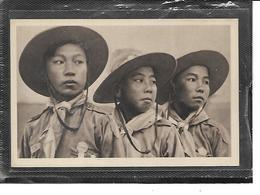 Théme-Scoutisme- CHINE-*Portrait De SCOUTS Chinois - Scoutisme