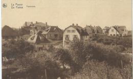 De Panne - La Panne - Panorama - Ern. Thill Série 9 No 40 - De Panne