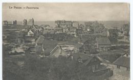 De Panne - La Panne - Panorama - 1916 - De Panne