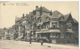 De Panne - La Panne - Villas Sur La Digue - Villas On The Esplanade - Edition J. Revyn - De Panne