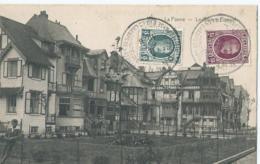 De Panne - La Panne - Le Square Bonzel - Star 1619 - Heliotypie De Graeve - 1926 - De Panne