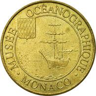 France, Jeton, Jeton Touristique, 98/ Musée Océanographique - Monaco, 2000 - France
