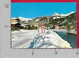CARTOLINA VG ITALIA - CHAMPOLUC (AO) - Scorcio Panoramico E Monte Rosa - 10 X 15 - ANN. 1972 - Italia