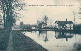 BRIENNON - L'écluse Et Les Bords Du Canal - France