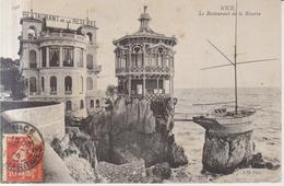 Nice Le Restaurant De La Reserve   1908 - Cafés, Hoteles, Restaurantes