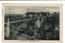 CPA - Carte Postale -Suisse-Berne- Kornhausbrücke-1922 - S5008 - BE Berne