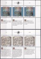 UNO GENF 1990 Mi-Nr. 192/93 Zusammendruck ** MNH - Geneva - United Nations Office