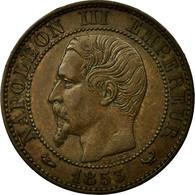 France, Jeton, Chamber Of Commerce, Visite De Napoléon III à Lille, 1853, SUP - France