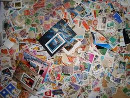GROS VRAC - Briefmarken