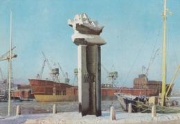 Goteborg - Delaware Monument - Sweden