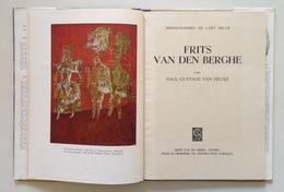 Paul Gustave Van Hecke Frits Van Den Berghe Arte Belgio Sikkel Anvers 1948 - Libri, Riviste, Fumetti