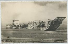 Débarquement Du 6 Juin 1944-Barge De Débarquement (Pliure Moyenne Sur Toute La Hauteur Vers La Gauche,voir Scan) (CPSM) - War 1939-45