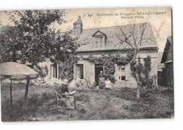 CPA 76 Bracquemont Maison Pillet - France