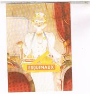 PUBLICITE  ESQUIMAUX GERVAIS  1987 - Publicité