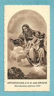 N.S. DELLE GRAZIE - GENOVA - E - BR - PR - Mm. 58 X 109 - Religione & Esoterismo