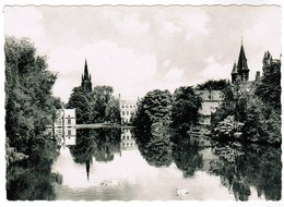 Brugge, Bruges, Minnewater (pk55021) - Brugge