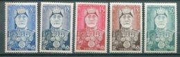 10832  TUNISIE  N°383/7 **  Effigie De Sidi Lamine Pacha Bey     1954  TTB - Tunisia (1888-1955)