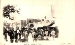 Tunisie - BIZERTE - Avenue De France - Tunisie