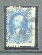 10841 ETATS-UNIS N°26 ° 90c. Bleu  Georges Washington    B/TB - 1847-99 Emissions Générales