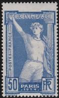 France     .   Yvert     .       186    .      *      .    Neuf Avec Charniere      .   /  .    Mint-hinged - France