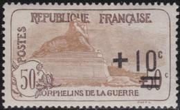 France     .   Yvert     .       167        .      *      .    Neuf Avec Charniere      .   /  .    Mint-hinged - France