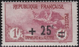 France     .   Yvert     .       168       .      *      .    Neuf Avec Charniere      .   /  .    Mint-hinged - France