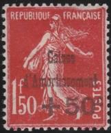 France     .   Yvert     .       255      .      *      .    Neuf Avec Charniere      .   /  .    Mint-hinged - Frankreich