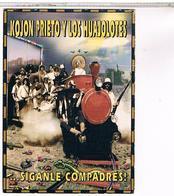 PUBLICITE   CPM HOJO PRIETO Y LOS HUAJOLOTES - Publicité