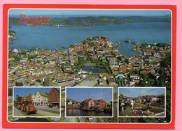 Postcard - Bergen, 1993., Norway (Norge) - Norvège