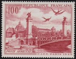 France     .   Yvert   .     PA  28      .    *      .    Neuf Avec Charniere      .   /  .    Mint-hinged - Airmail
