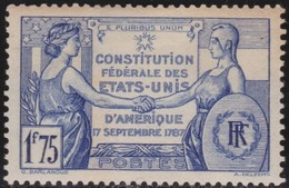 France     .   Yvert   .   357        .    *      .    Neuf Avec Charniere      .   /  .    Mint-hinged - Unused Stamps