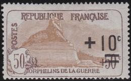 France     .   Yvert   .    167     .        *      .    Neuf Avec Charniere      .   /  .    Mint-hinged - Frankreich