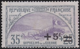 France     .   Yvert   .     166       .    (*)       .    Pas De Gomme     .   /  .     No Gum - Frankreich