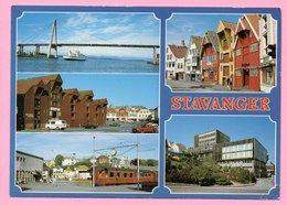 Postcard - Stavanger, 1987., Norway (Norge) - Norvège